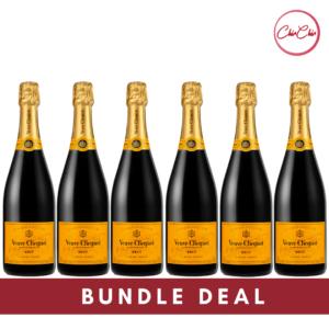 Veuve Clicquot Yellow Label Champagne Brut