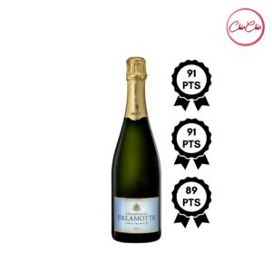Delamotte Brut NV Champagne