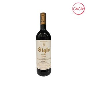 Siglo Reserva 2004 DOCa Rioja