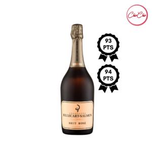 Billecart Salmon Brut Rose Champagne