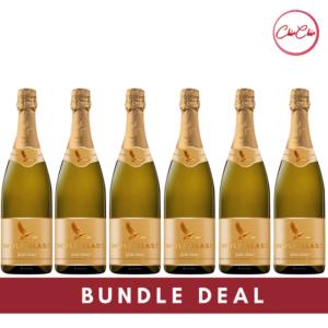 Wolf Blass Gold Label Adelaide Hills Sparkling Pinot Noir Chardonnay