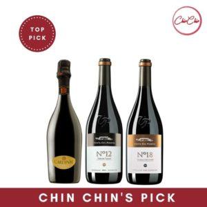 Chin Chin's Pick 2