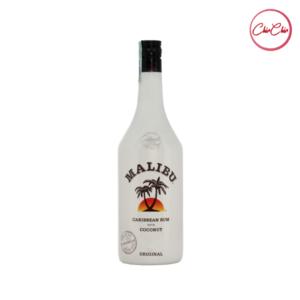 Malibu Original White Rum with Coconut Flavour
