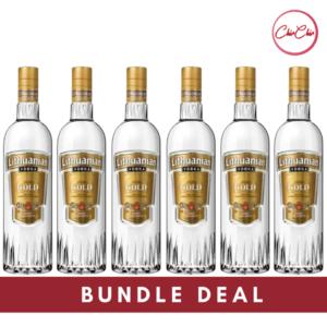 Original Lithuanian Gold Vodka