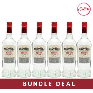 Angostura Reserva 3 Year Old White Rum