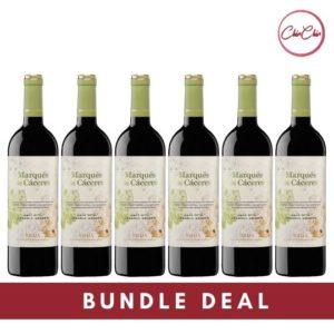 Marques de Caceres Bio Organic Red Rioja