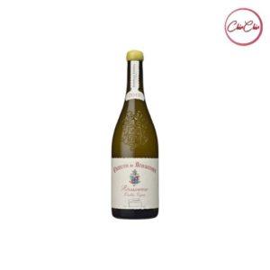 """Château de Beaucastel Châteauneuf-du-Pape """"Roussanne"""" Vieilles Vignes Blanc 2019"""