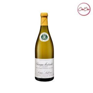 Louis Latour Chassagne-Montrachet Cailleret 1er Cru