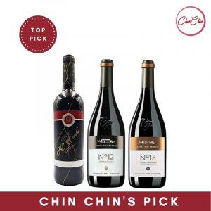 Chin Chin's Pick 1